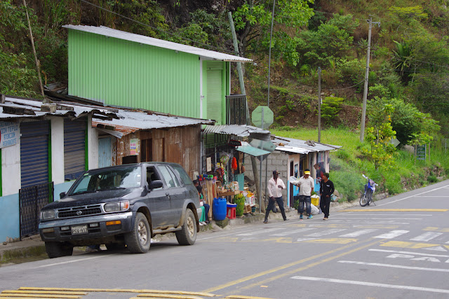 El Limonal (Imbabura), 3 décembre 2013. Photo : J.-M. Gayman