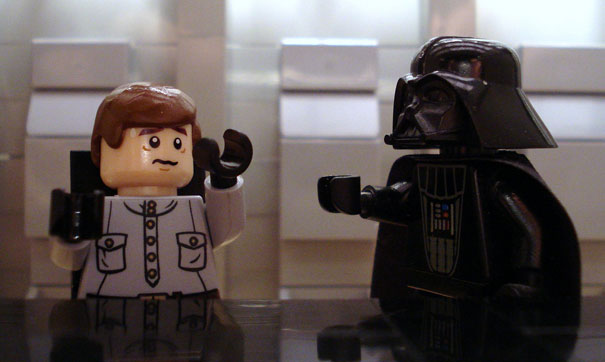 15 Famous Movie Scenes Recreated in Lego 8