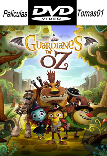 Guardianes de Oz (2015) DVDRip