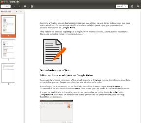 Editar archivos markdown en Google Drive - pdf