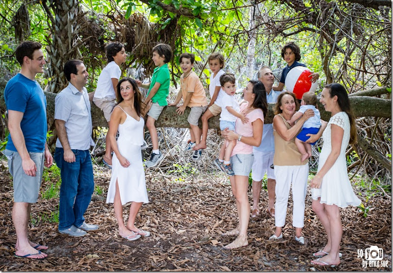 hugh taylor birch state park extended family photo session-
