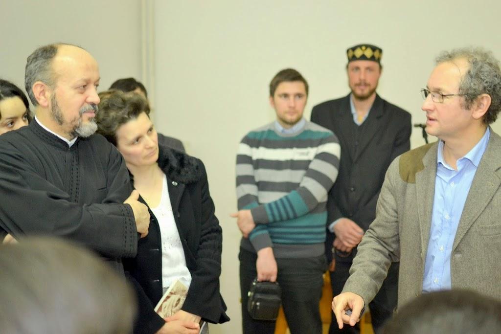 Conferinta Despre martiri cu Dan Puric, FTOUB 234