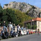 Výlet na Karštejn a do Svatého Jana pod Skalou - září 2007