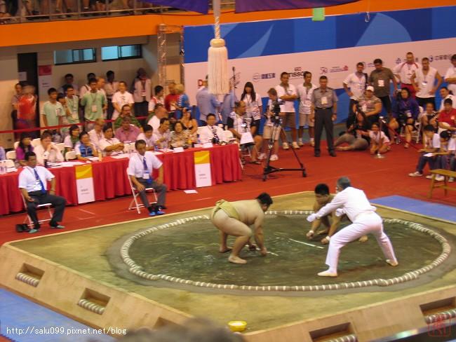 高雄世運sumo比賽