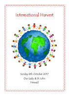 Int'l Harvest & Mary's Meals