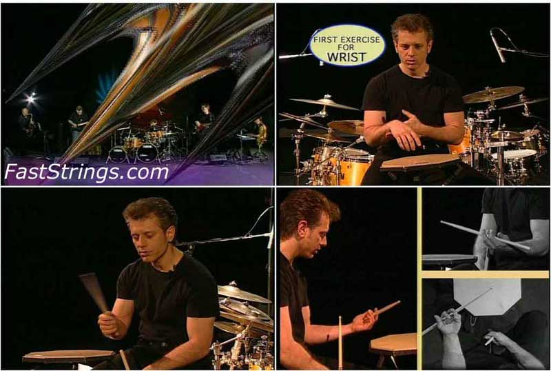 Dave Weckl - Natural Evolution: How to Develop Technique