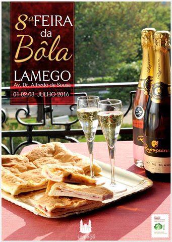 Bôla de Lamego, folclore e espumante juntos num único certame