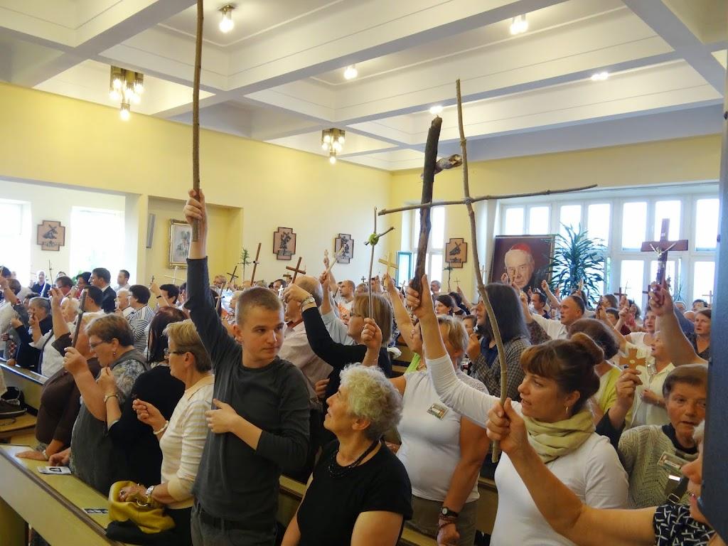 2014 Rekolekcje - Podwyższenie Krzyża Świętego w Częstochowie - DSC07468.JPG