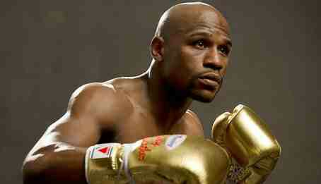 Mayweather Is Following Wizkid On Instagram & He's Not Making Noise About It (See Pictures)