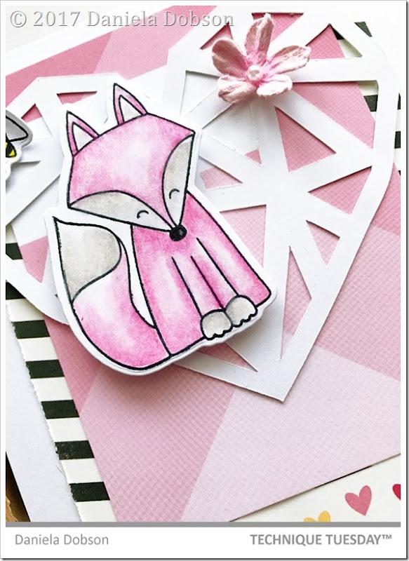 Crazy like a Fox close by Daniela Dobson
