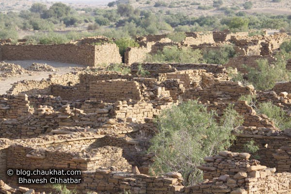 Kuldhara Village in Jaisalmer - Colony
