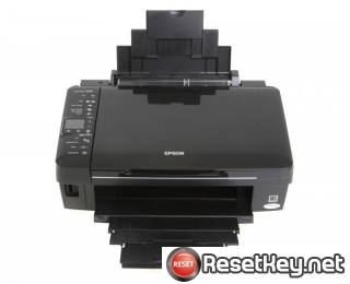 Reset Epson SX218 Waste Ink Counter overflow problem
