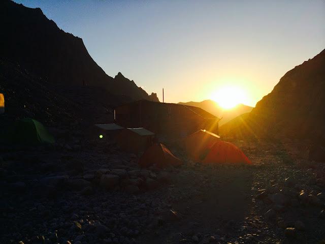 Ratseka laagriplats 2014. aasta juulis