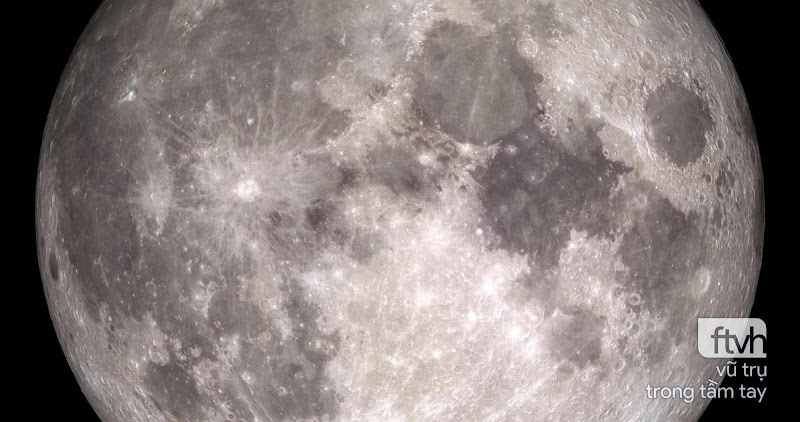 Sự tự quay của Mặt Trăng