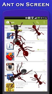 Ants on screen- screenshot thumbnail