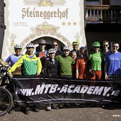 Fahrtechnikkurs mit der MTB-Academy 12.04.15
