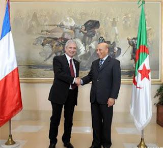 Après chevènement et les maires de France, claude bartolone est attendu, ce jeudi, à Alger: Le ballet continue