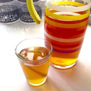 Ginger Lemongrass Green Tea