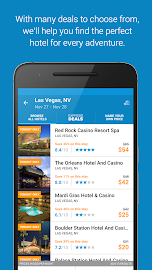 Priceline Hotels, Flight & Car Screenshot 1