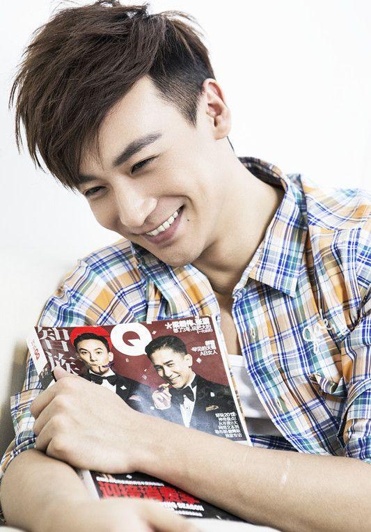 Sherman Ye Xiangming China Actor