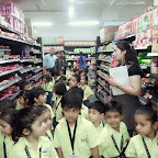 Field Trip to Departmental Store (Jr.KG.) 23-7-2015
