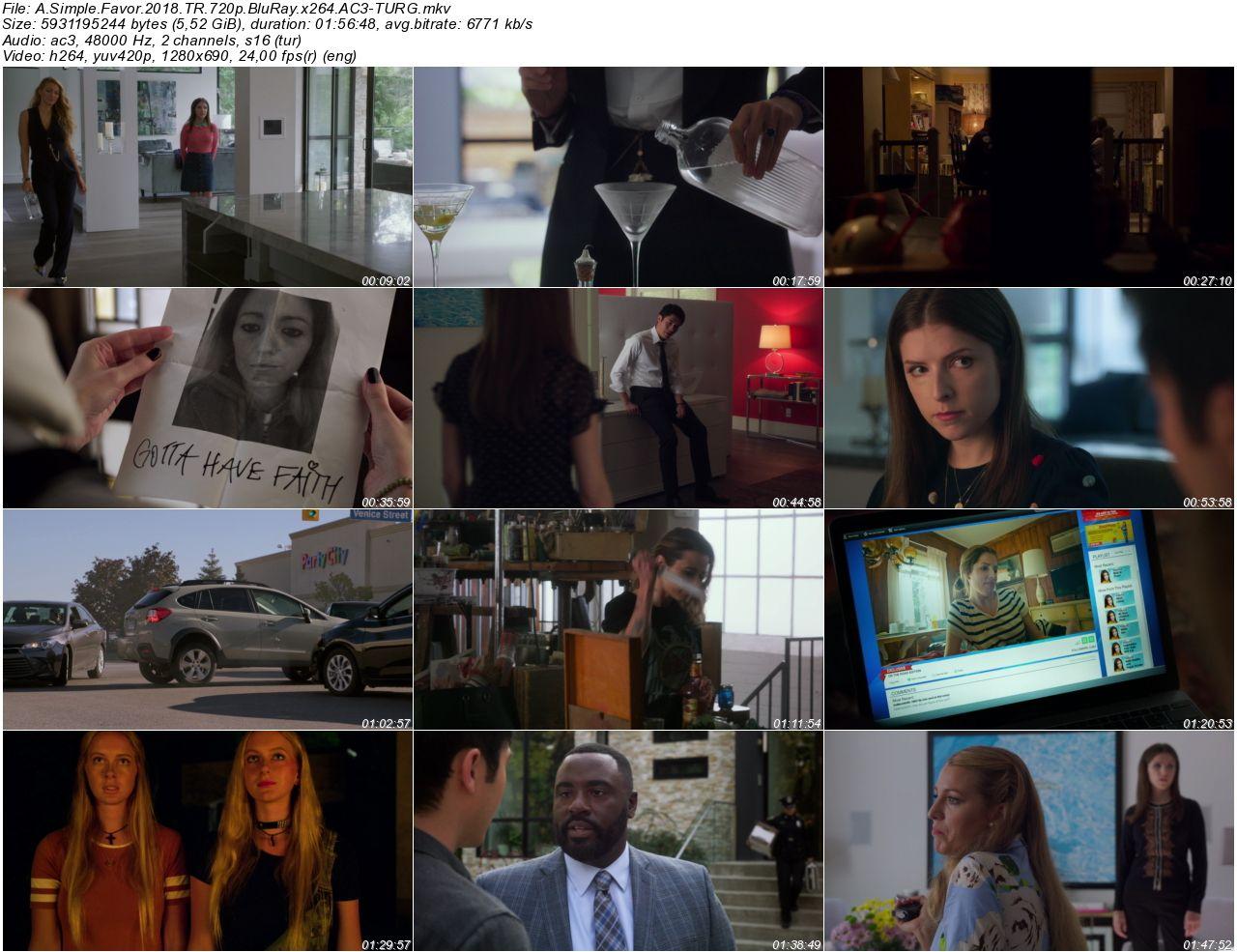 Küçük Bir Rica 2018 - 1080p 720p 480p - Türkçe Dublaj Tek Link indir