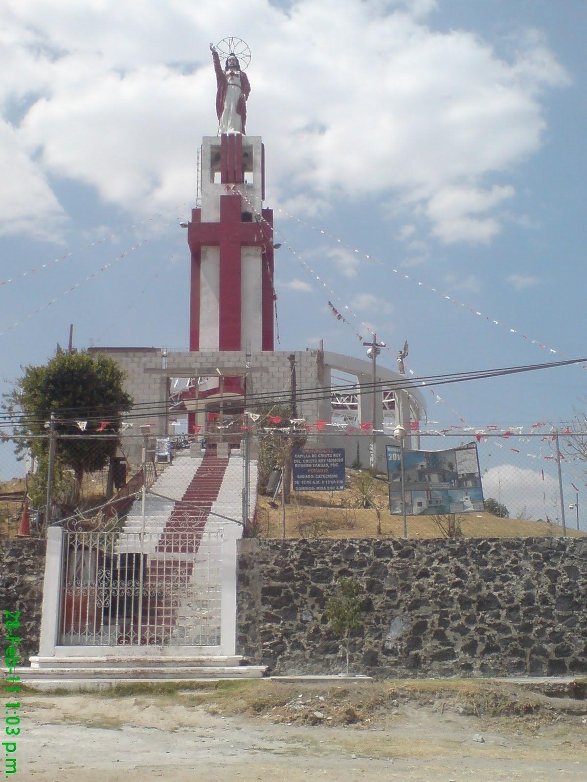 Cristo de la Romero Vargas