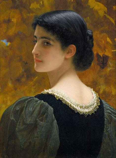 Charles Edward Perugini - A Backward Glance