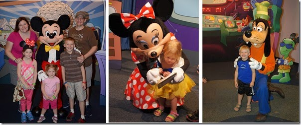 Best spot to meet Mickey Mouse at Disney World