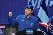 AHY Klarifikasi Soal Siap Berkompetisi Pilpres 2024