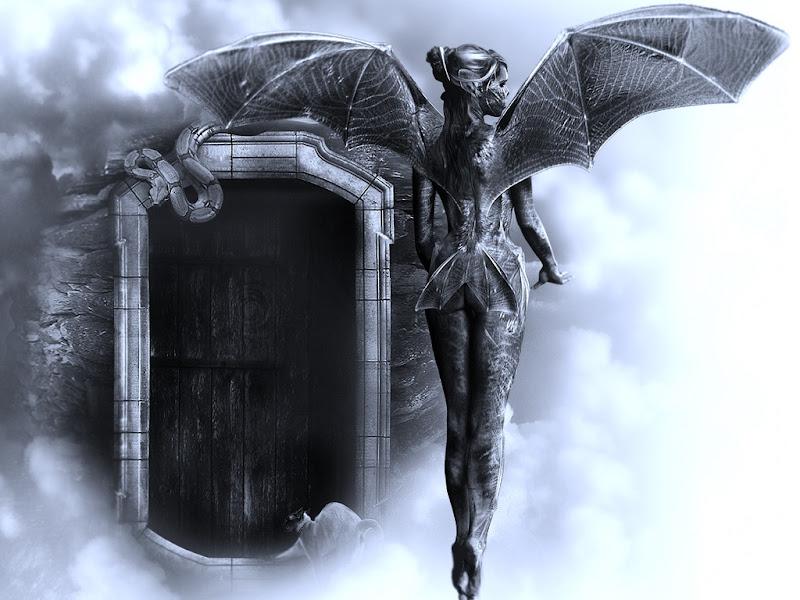 Dark Devil Snake, Demonesses