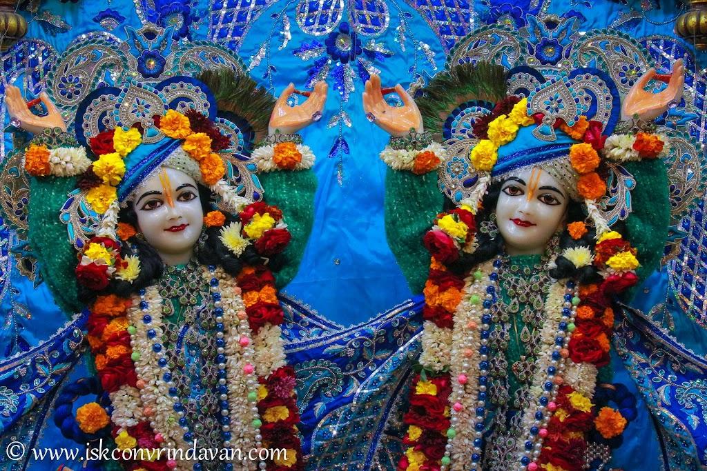 ISKCON Vrindavan Deity Darshan 10 Jan 2017 (10)