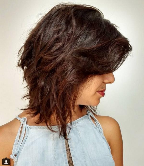 Cute fall haircuts 2018