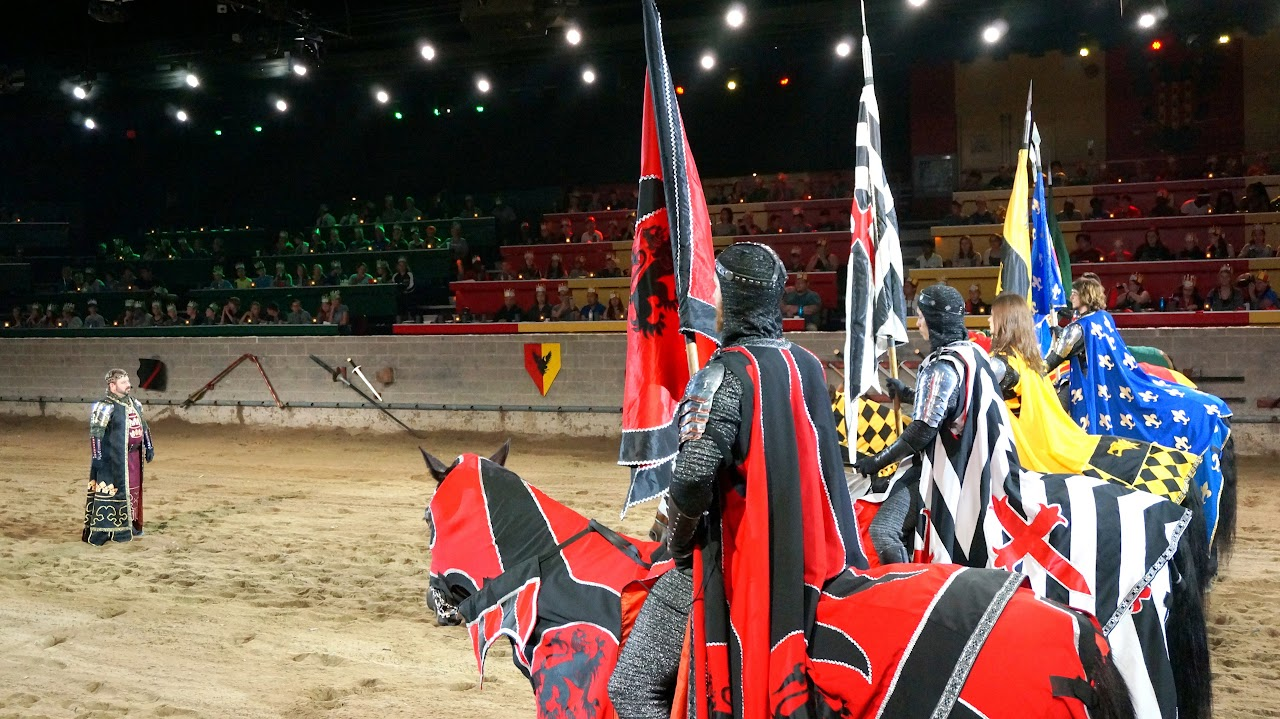 medieval times royalty vip in toronto reformatt travel show