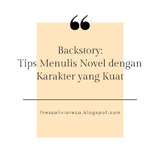 menulis backstory novel