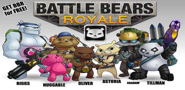 BATTLE BEARS 1 game for iphone