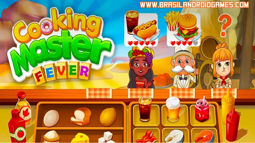 Download Cooking Master Fever v1.1.2 APK Full - Jogos Android