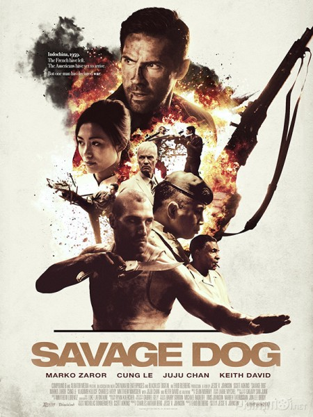 Savage Dog - Chiến Binh Huyền Thoại