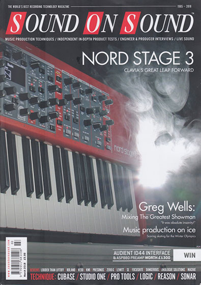 Nord Stg3 SOS Cover 560