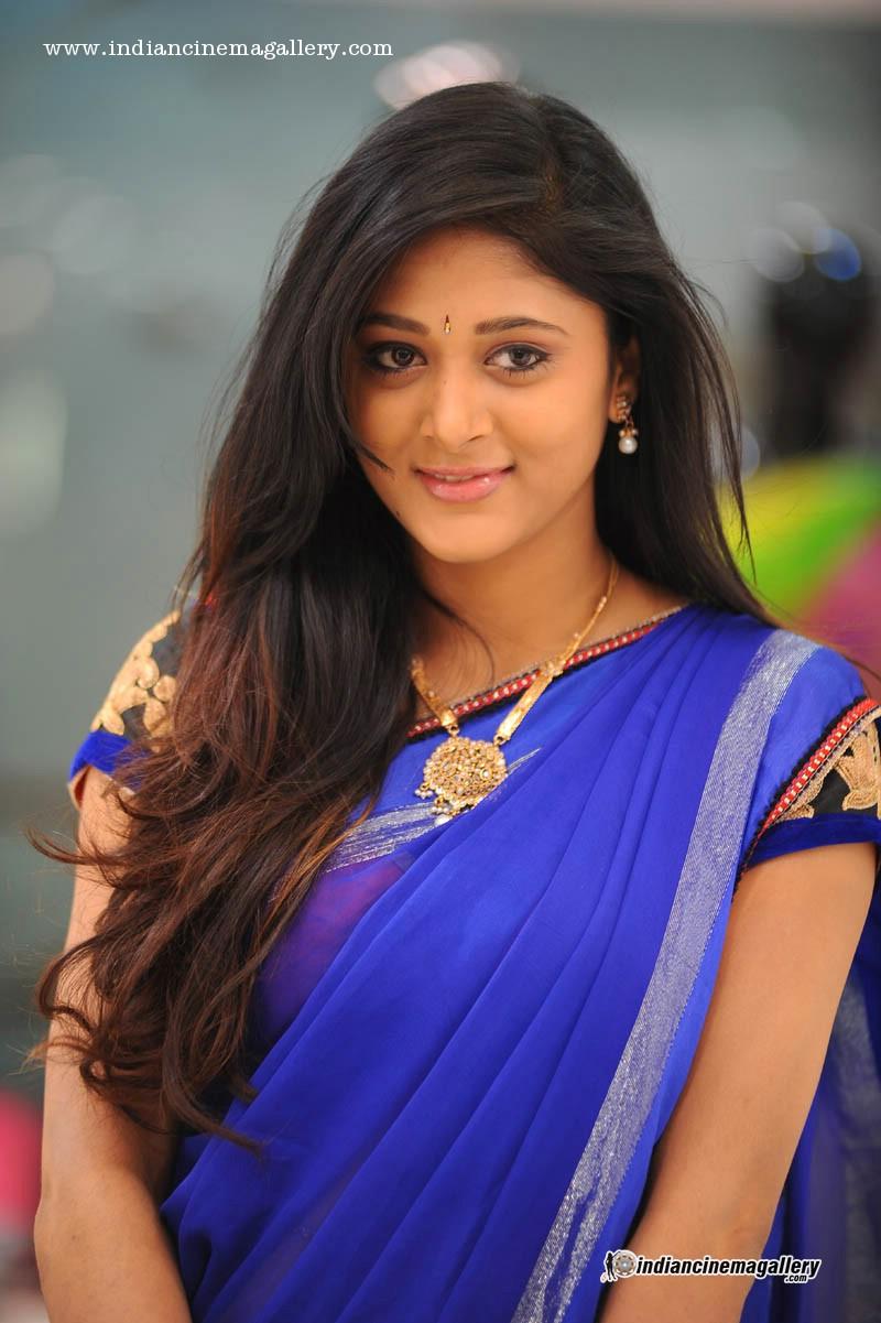 Sushma Raj Spicy Hot Saree Collection - Cinebulkblogspotcom-2304