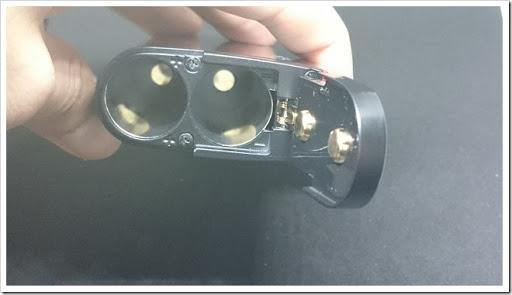 DSC 1991 thumb%25255B2%25255D - 【MOD】Vaptio SOAR S150 ATC MOD -コイルに基板が埋め込まれた温度管理デュアルバッテリーMOD!【ハイパワー】