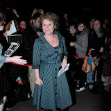WWW.ENTSIMAGES.COM -  Imelda Staunton Whatsonstage.com Awards Concert & afterparty at Palace Theatre, Shaftesbury Avenue, London,                                                      February 17th 2013                                                    Photo Mobis Photos/OIC 0203 174 1069