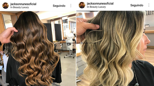 Instagram de Hairstyle