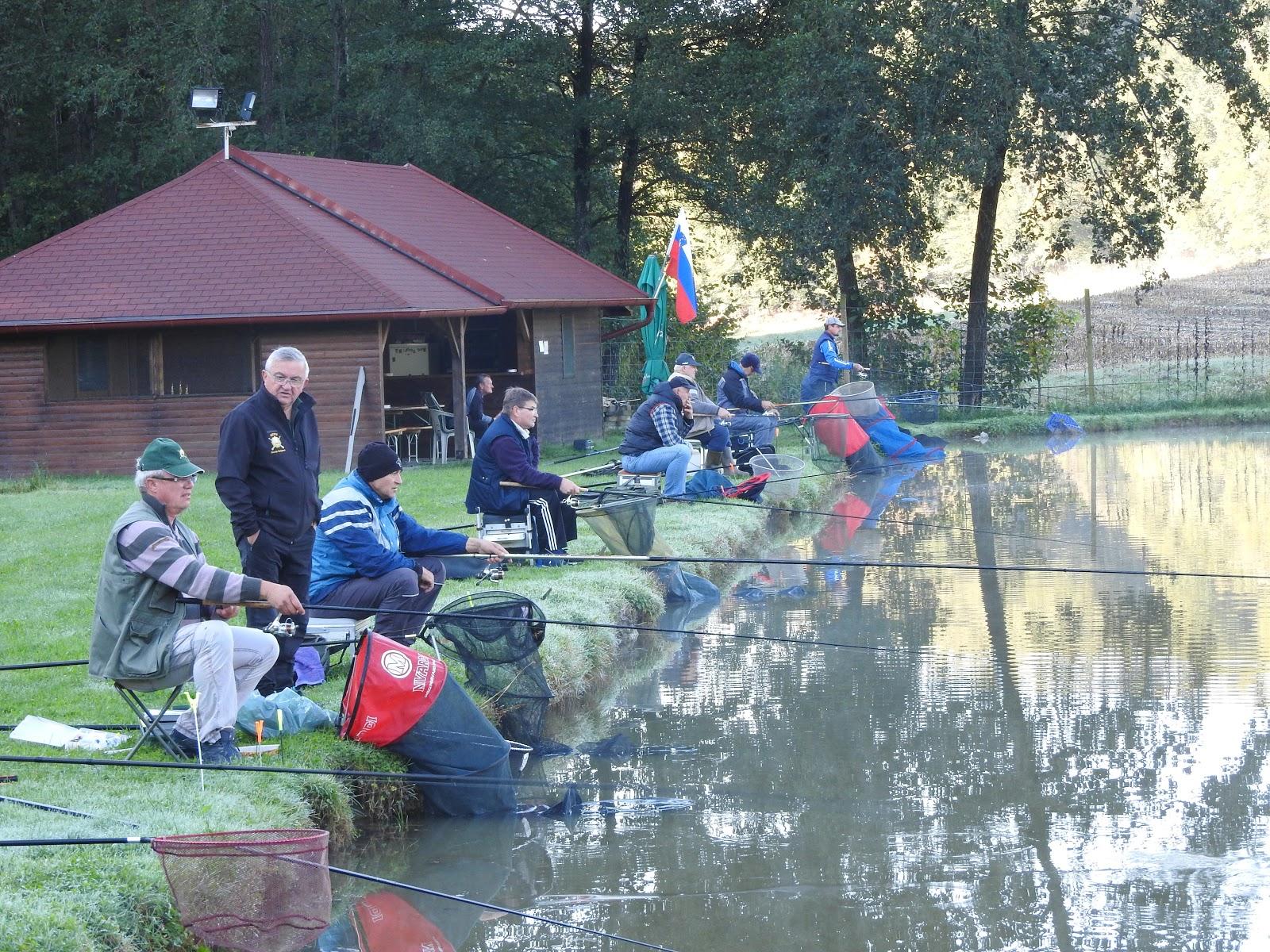 Ribiško tekmovanje OZVVS Gornja Radgona v Lastomercih, 7. oktobra 2017