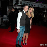 WWW.ENTSIMAGES.COM - Joey Essex and Sam Faiers    arriving at Flight UK Film Premier Empire Leicester Square London January 17th 2013                                                     Photo Mobis Photos/OIC 0203 174 1069