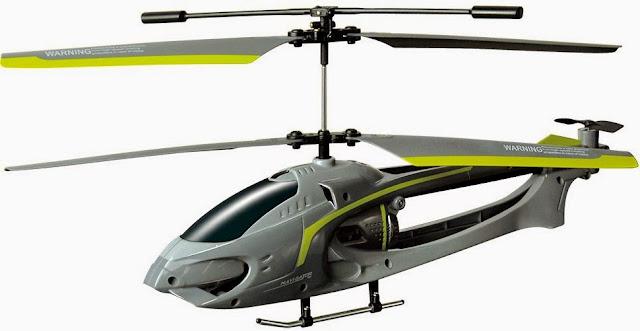 Mô hình Trực thăng điều khiển từ xa Navigator Skyrover YW858161 màu ghi hấp dẫn