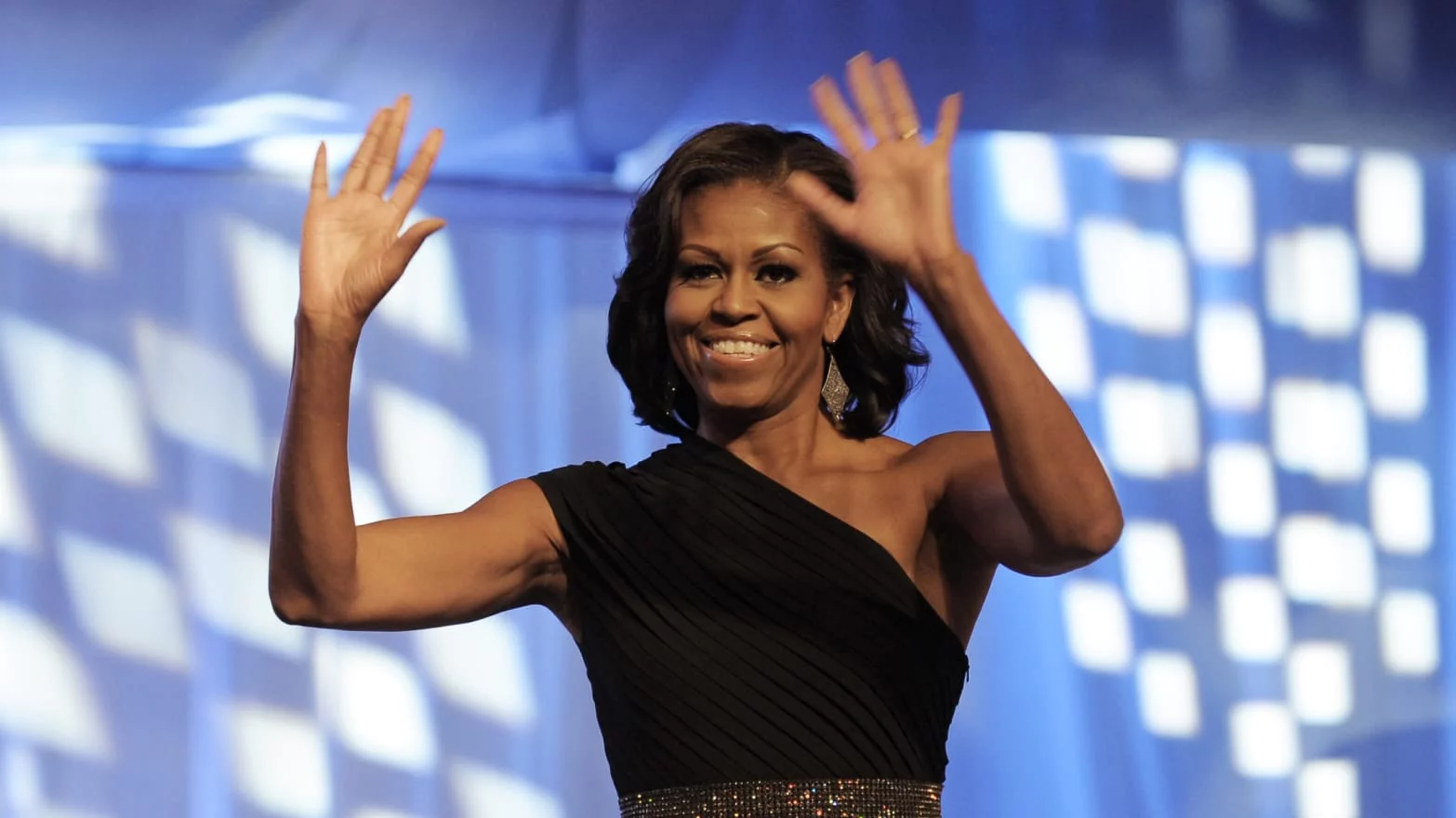 How to Get Arms like Michelle Obama