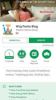 wizytechs app