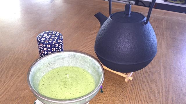 空間鋳造 鉄瓶 Egg