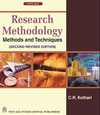 Research Methodology : Methods And Techniques C.R. Kothari, Gaurav Garg 4th edition pdf free download